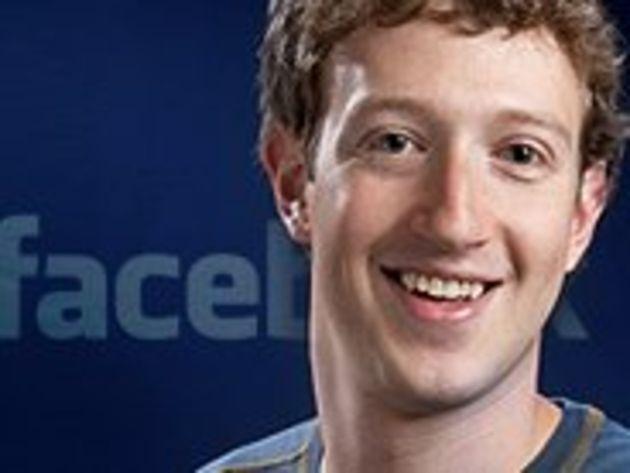 Vie privée : le PDG de Facebook pris à son propre jeu ?