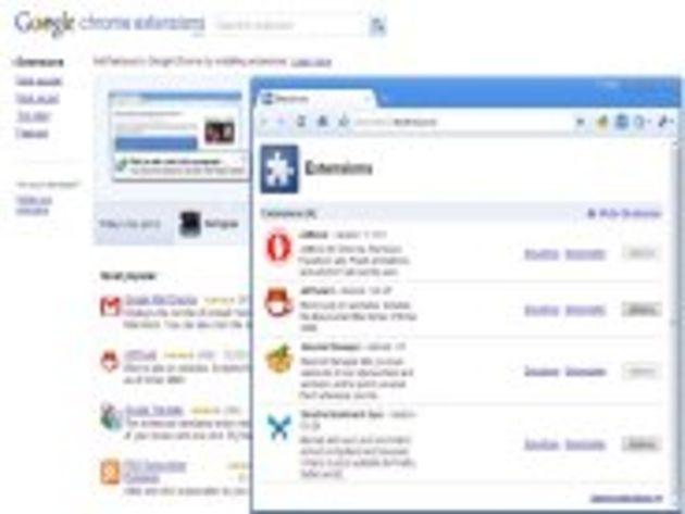 8 extensions pour Google Chrome à découvrir