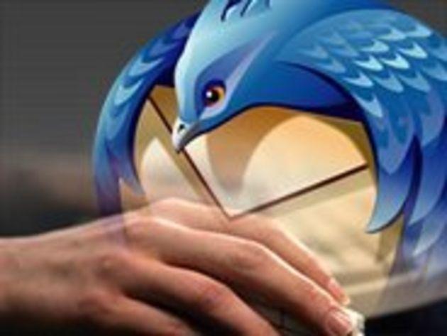 Thunderbird 3 : une partie du code développée par la gendarmerie nationale