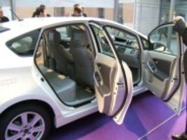Voyage à bord de la 'LTE Connected Car', la voiture à très haut débit sans fil