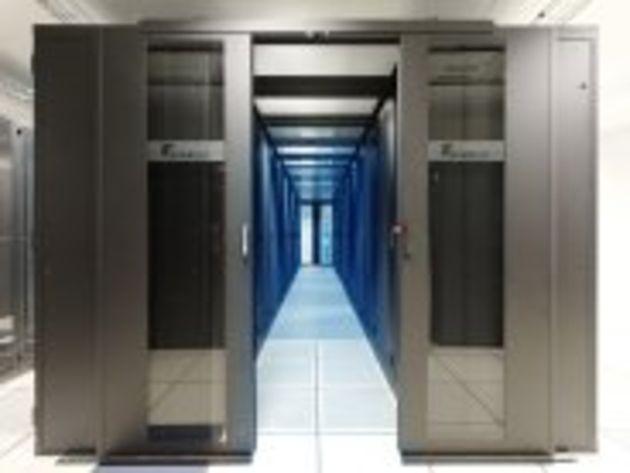Reportage dans un corridor froid : le datacenter du futur ?