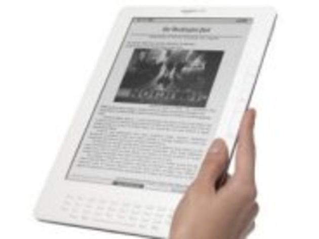 Le Kindle DX arrive en France, toujours sans catalogue