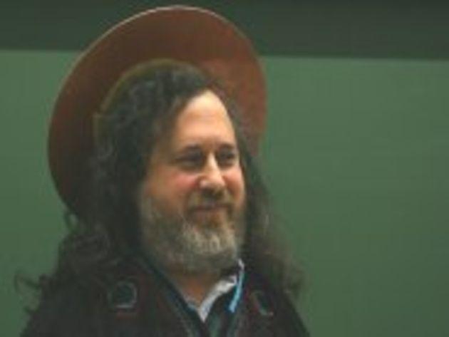 Richard Stallman : ardent défenseur du logiciel libre et occasionnellement humoriste