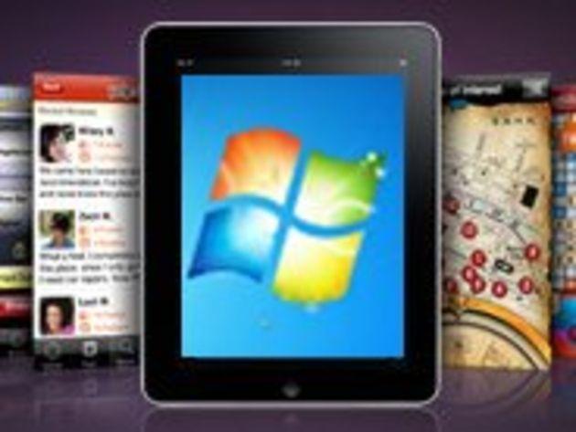 Windows 7 sur l'iPad ? Ce sera possible !