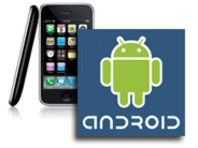 6 domaines où l'iPhone fait mieux qu'Android