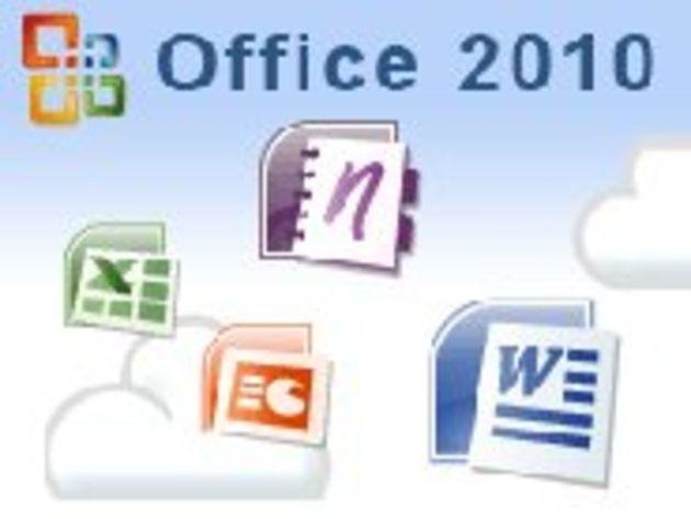 Office 2010 : les prix pour les particuliers et petites entreprises