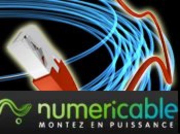 Numericable : l'offre SUN passe le cap des 300.000 logements et la fibre débarque en Rhône-Alpes