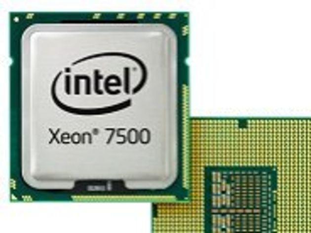 Intel lance ses nouveaux processeurs Xeon 8 coeurs