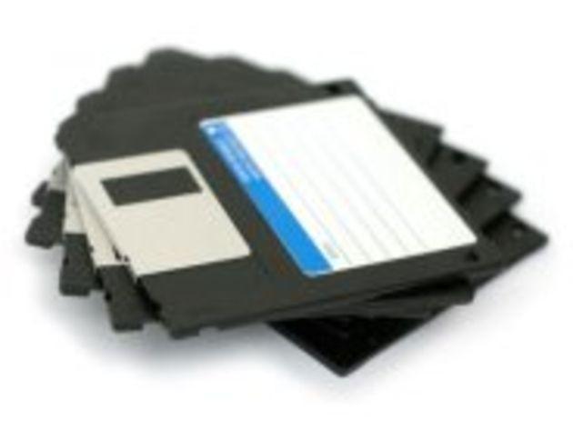 Sony arrête sa production de disquettes 3,5
