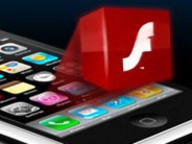 Le PDG d'Adobe répond point par point aux critiques de Steve Jobs