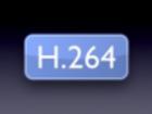 Les deux tiers des vidéos sur Internet utilisent le format H.264