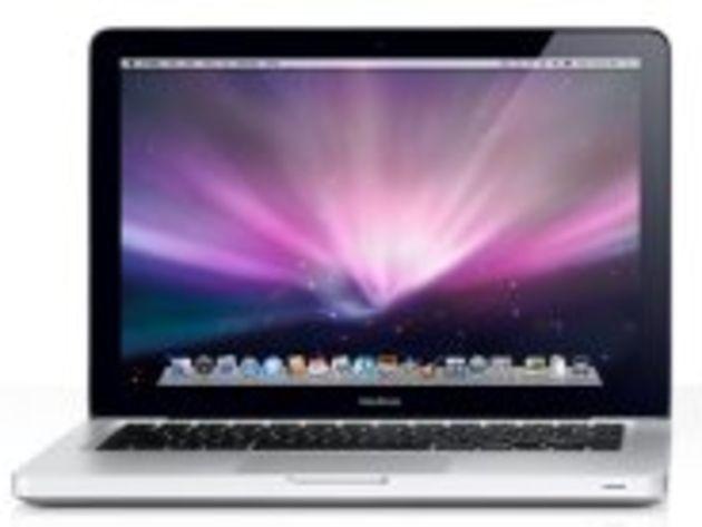 Apple lance ses nouveaux MacBook Pro avec processeurs Intel Core i5 et i7