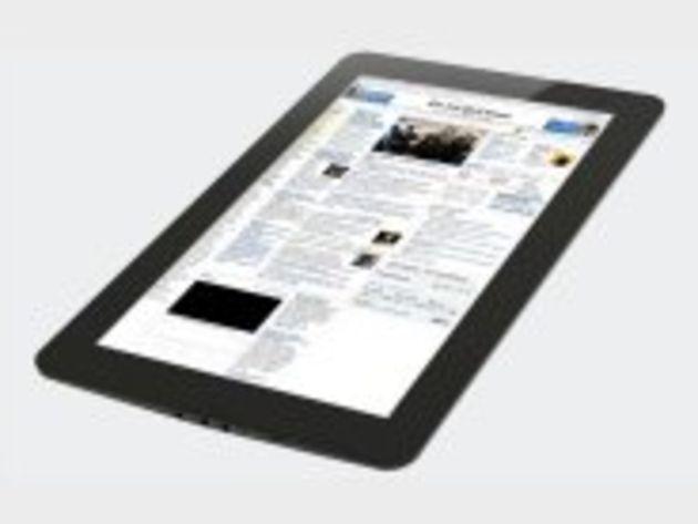 La tablette Internet JooJoo est disponible en Europe