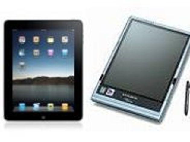 L'iPad soumis à la redevance sur la copie privée