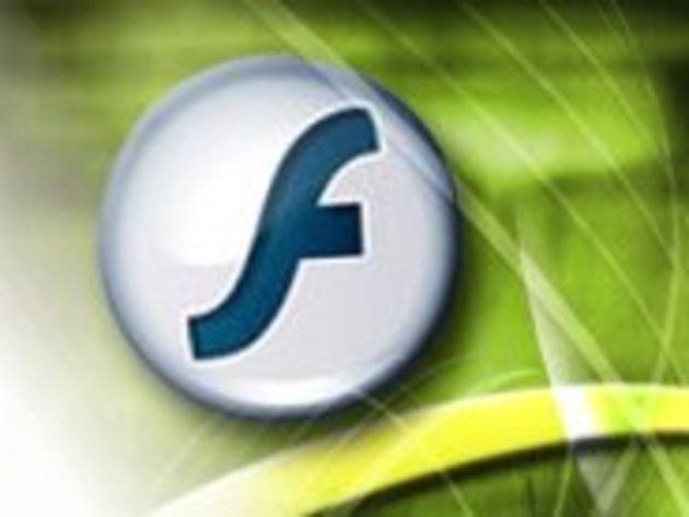 Adobe présente des applications Flash tournant sur une tablette Android