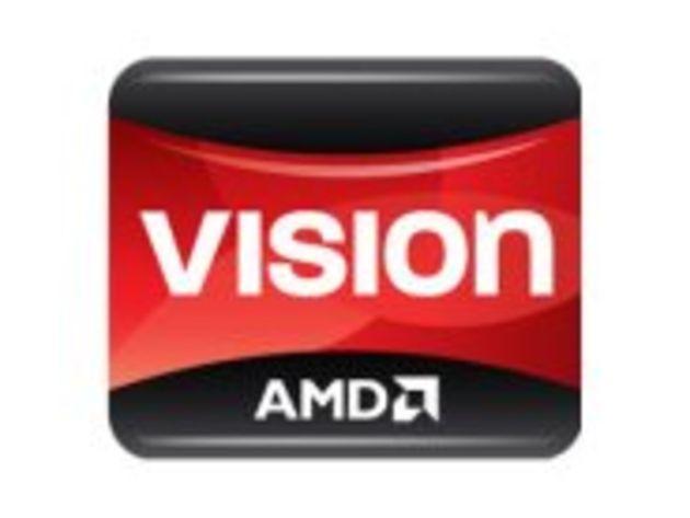 AMD renouvelle sa plateforme Vision et l'étend aux PC de bureau
