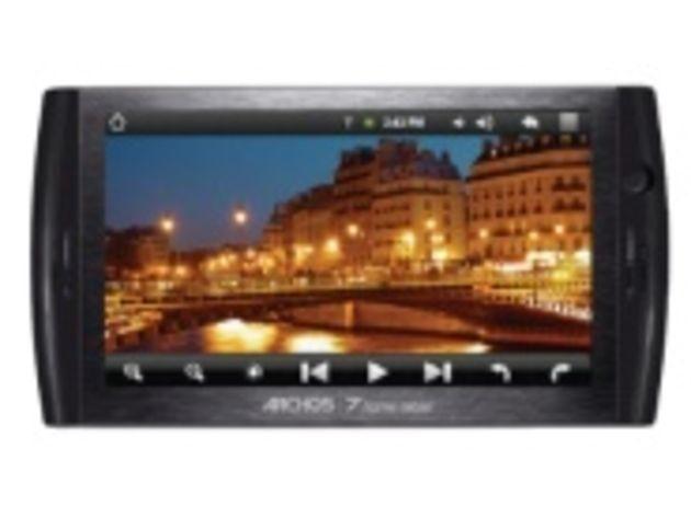 Archos lance son concurrent à l'iPad à prix cassé