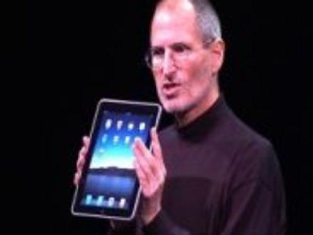 Steve Jobs : si l'iPad est si cher en Europe,