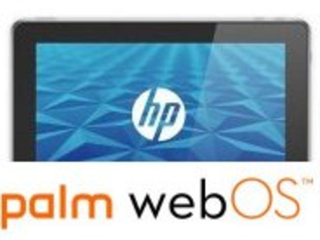 HP commence à dévoiler ses intentions autour de WebOS