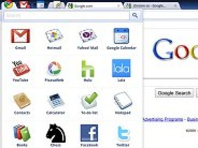 Avec Chromoting, Google ferait d'un netbook sous Chrome OS un client léger