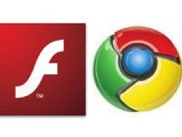 Chrome intègre désormais Flash