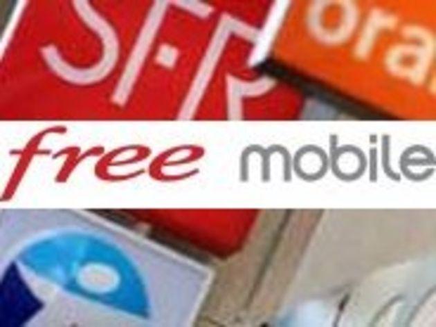 Le réseau mobile de Free