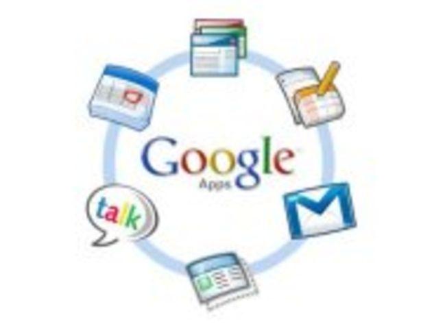 Google Apps prendrait du poids dans les entreprises