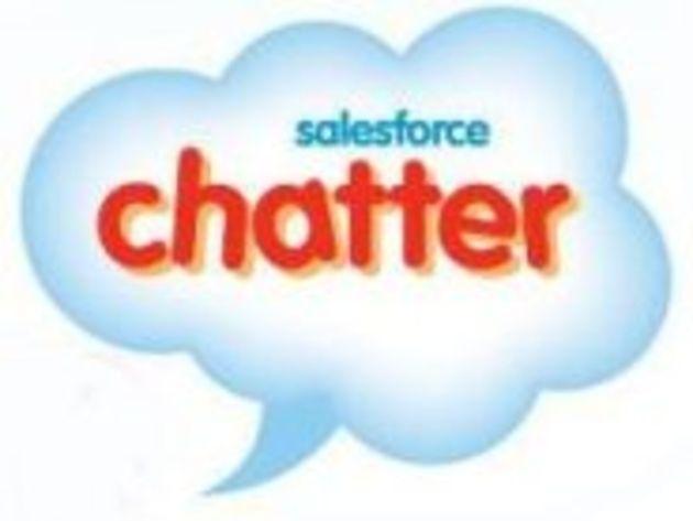 Avec Chatter, Salesforce.com introduit la « collaboration sociale d'entreprise »