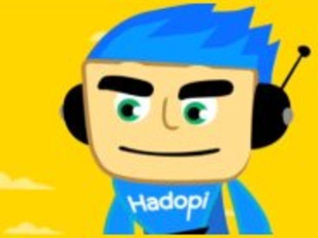 Super Hadopi défend les artistes contre Super Crapule
