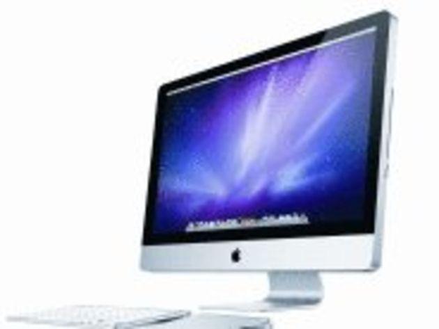 Apple présente ses nouveaux Mac, le Magic Trackpad et son chargeur de piles