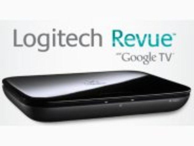 Google TV : la box Logitech Revue aussi puissante et bruyante qu'un netbook ?