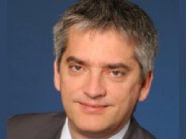 Stéphane Nègre, P-DG d'Intel France :