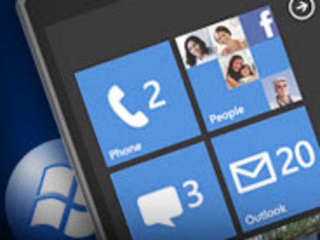Windows Phone 7 : Microsoft mise sur les jeux vidéo