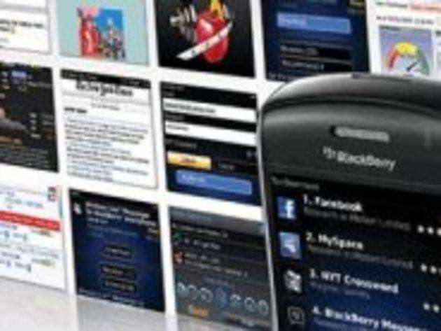 Une nouvelle version du BlackBerry Appworld est disponible