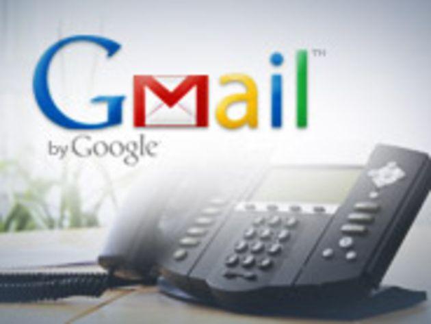 Google officialise la VoIP dans Gmail aux États-Unis et au Canada