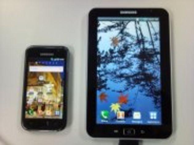 La tablette Galaxy de Samsung sous Android sera dévoilée à l'IFA en septembre