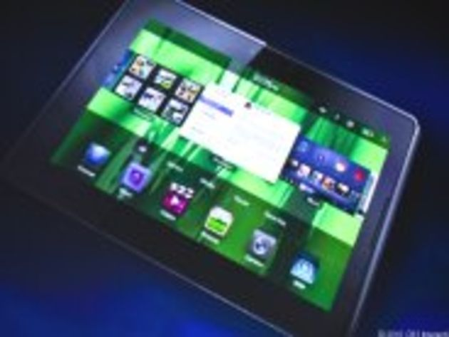 RIM officialise l'arrivée de sa tablette tactile PlayBook