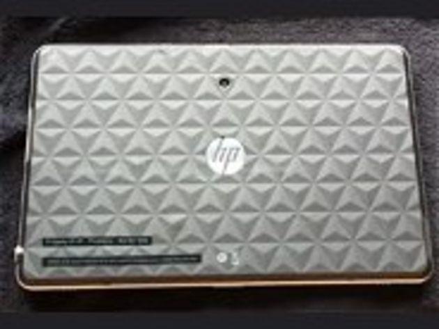 Première vidéo de la tablette HP Slate sous Windows 7 ?