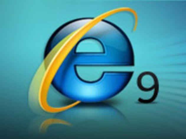 Interface et nouveautés d'Internet Explorer 9 Bêta en images