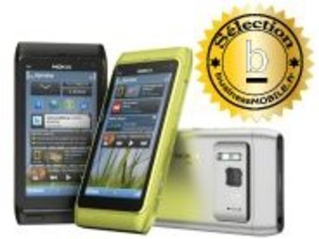 Nokia N8 : convaincant mais pas vraiment de révolution
