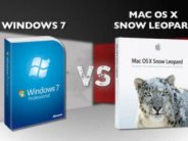 Systèmes d'exploitation : pas de raz-de-marée Mac OS