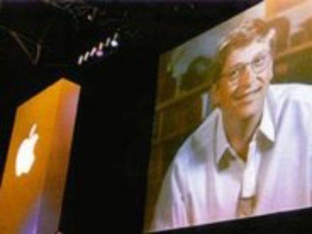 Microsoft-Apple : des adversaires qui savent aussi s'entendre