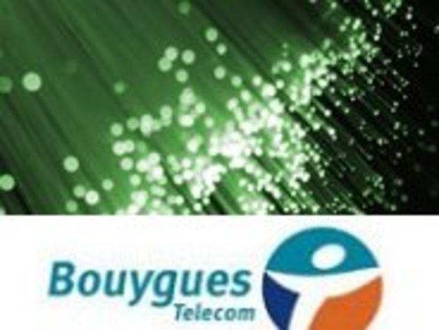 Fibre optique : Bouygues Telecom lance son offre  avec la FTTB de Numericable