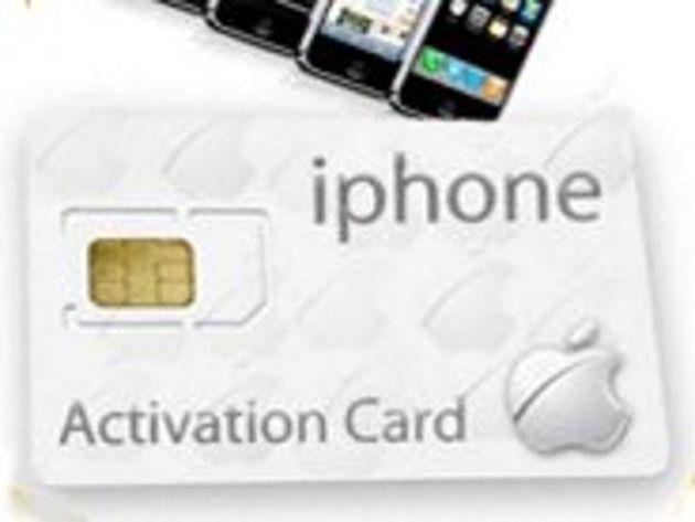 Apple développerait sa propre carte SIM pour l'iPhone pour court-circuiter les opérateurs