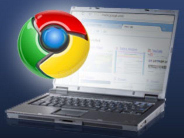 Google Chrome OS : la version finale en approche
