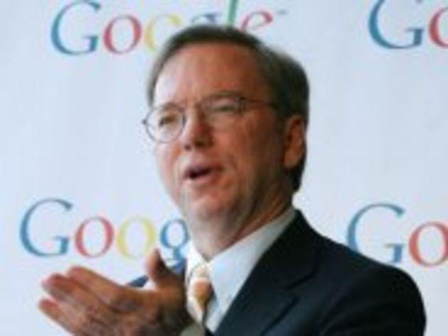 Google : Éric Schmidt s'excuse après ses propos sur Street View