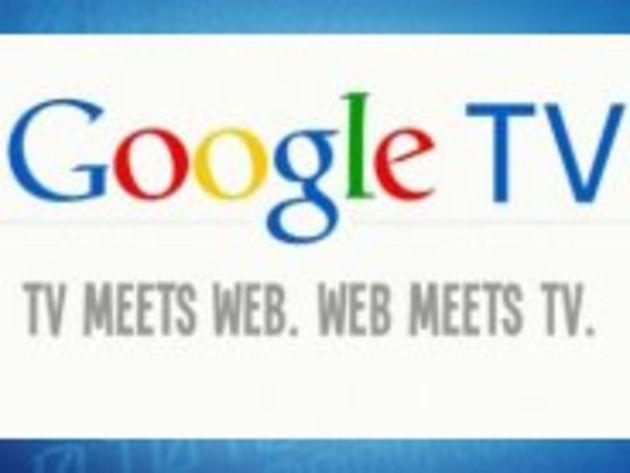 Google TV démarre cette semaine, mais en 2011 en Europe