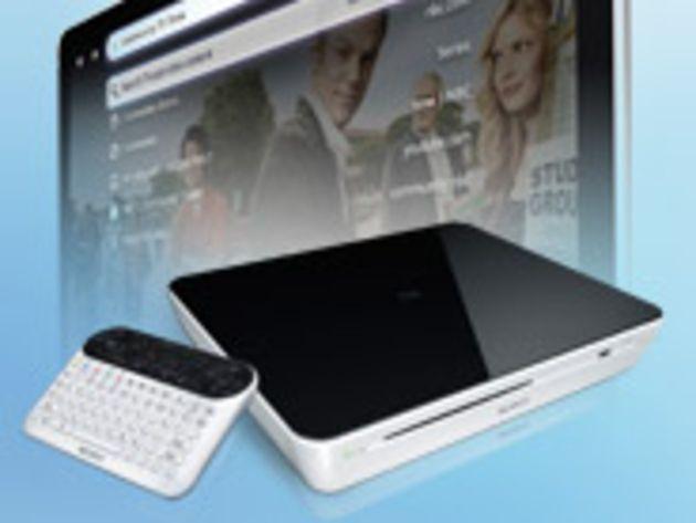 Google TV : Sony dévoile 4 téléviseurs et un lecteur Blu-ray