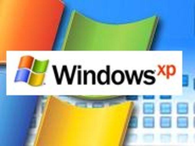 Windows XP ne sera plus préinstallé sur les PC neufs