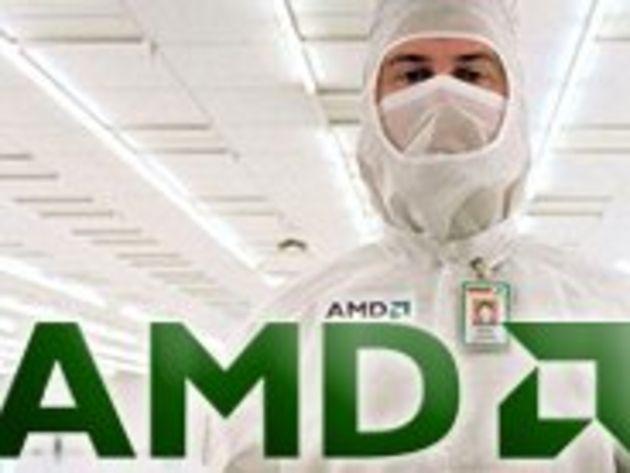 AMD veut rester concentré sur les marchés du PC de bureau, portables et serveurs